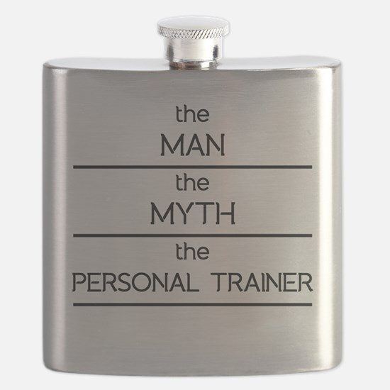 The Man The Myth The Personal Trainer Flask
