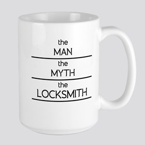 The Man The Myth The Locksmith Mugs