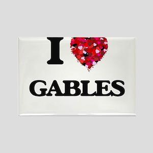 I love Gables Magnets