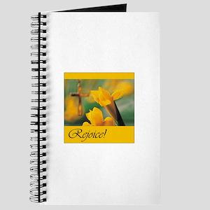 Christian Easter - Rejoice Journal
