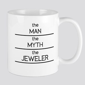 The Man The Myth The Jeweler Mugs