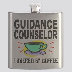Guidance Counselor Powered By Coffee Flask