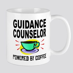 Guidance Counselor Powered By Coffee Mugs