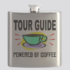 Tour Guide Powered By Coffee Flask