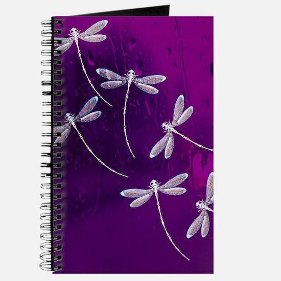 Dragonflies on water Journal