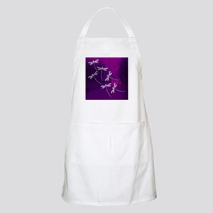 Dragonflies on water Apron