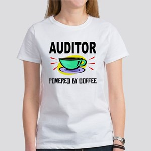 Auditor Powered By Coffee T-Shirt
