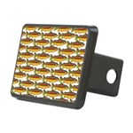 Golden Trout Pattern Hitch Cover