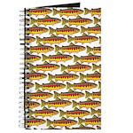 Golden Trout Pattern Journal