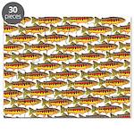 Golden Trout Pattern Puzzle