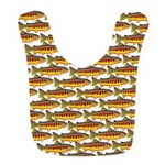 Golden Trout Pattern Bib