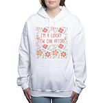 Im a Luxury Few Can Affo Women's Hooded Sweatshirt
