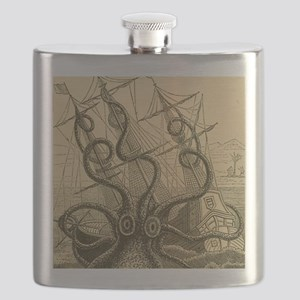 Kraken attack Flask
