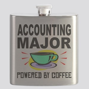 Accounting Major Powered By Coffee Flask