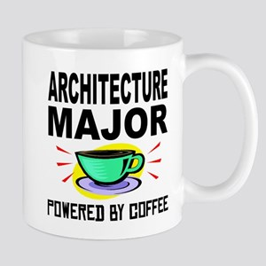 Architecture Major Powered By Coffee Mugs