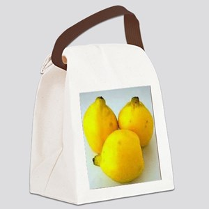 Quince Canvas Lunch Bag