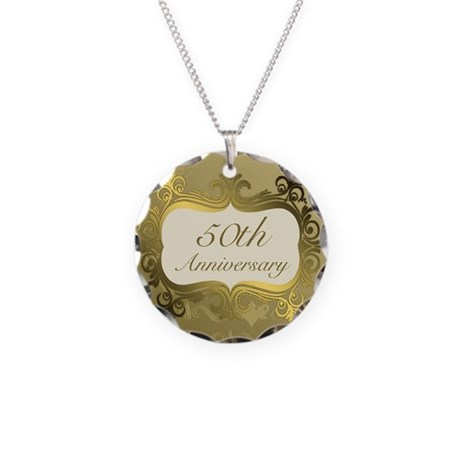 50th Wedding Anniversary Jewelry CafePress