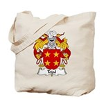 Tojal Family Crest Tote Bag