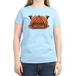 Jack-O-Lantern Women's Light T-Shirt