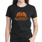 Jack-O-Lantern Women's Dark T-Shirt