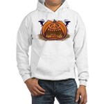 Jack-O-Lantern Hooded Sweatshirt