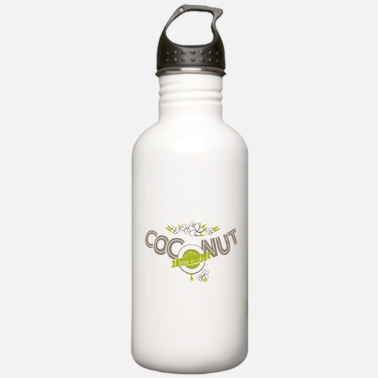 Lime in the Coconut II Water Bottle