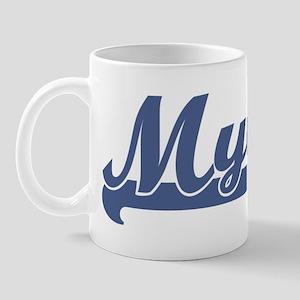 Myles (sport-blue) Mug