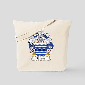 Tavora Family Crest Tote Bag
