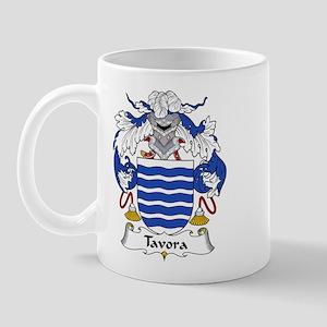 Tavora Family Crest Mug