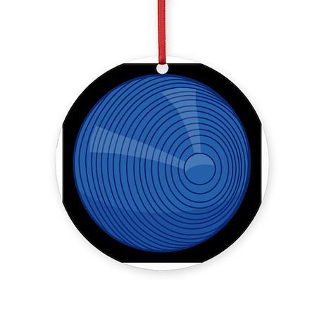 Croquet Ornament (Round)
