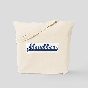 Mueller (sport-blue) Tote Bag