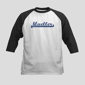 Mueller (sport-blue) Kids Baseball Jersey