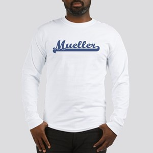 Mueller (sport-blue) Long Sleeve T-Shirt