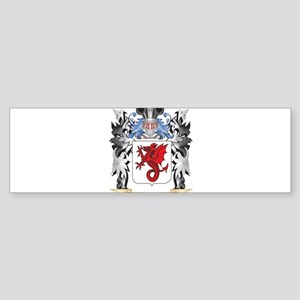 Drake Coat of Arms - Family Crest Bumper Sticker