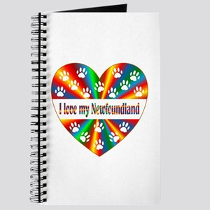 Newfoundland Love Journal