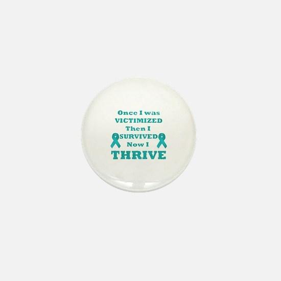 Awareness Mini Button