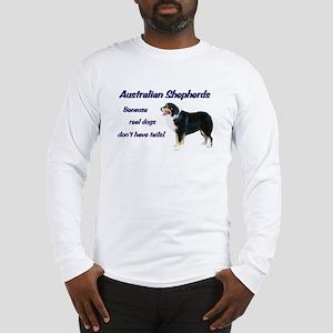 No Tail Long Sleeve T-Shirt