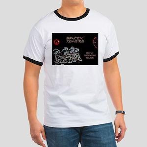 X zombie robots T-Shirt