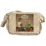 CPR Training Messenger Bag