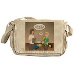 CPR Training Messenger Bag