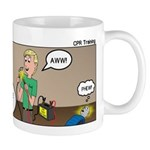 CPR Training Mug