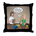 CPR Training Throw Pillow