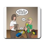 CPR Training Mousepad