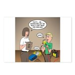 CPR Training Postcards (Package of 8)