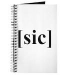 [sic] Journal