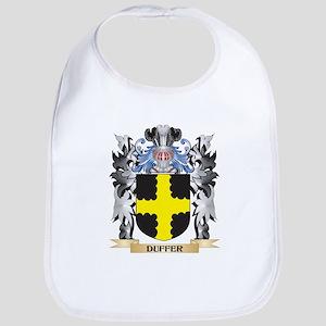 Duffer Coat of Arms - Family Crest Bib