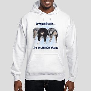 Wigglebutts Hooded Sweatshirt