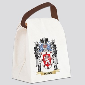 Dunbar Coat of Arms - Family Cres Canvas Lunch Bag