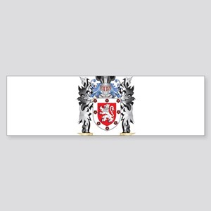 Dunbar Coat of Arms - Family Crest Bumper Sticker