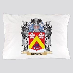 Duncan Coat of Arms - Family Crest Pillow Case